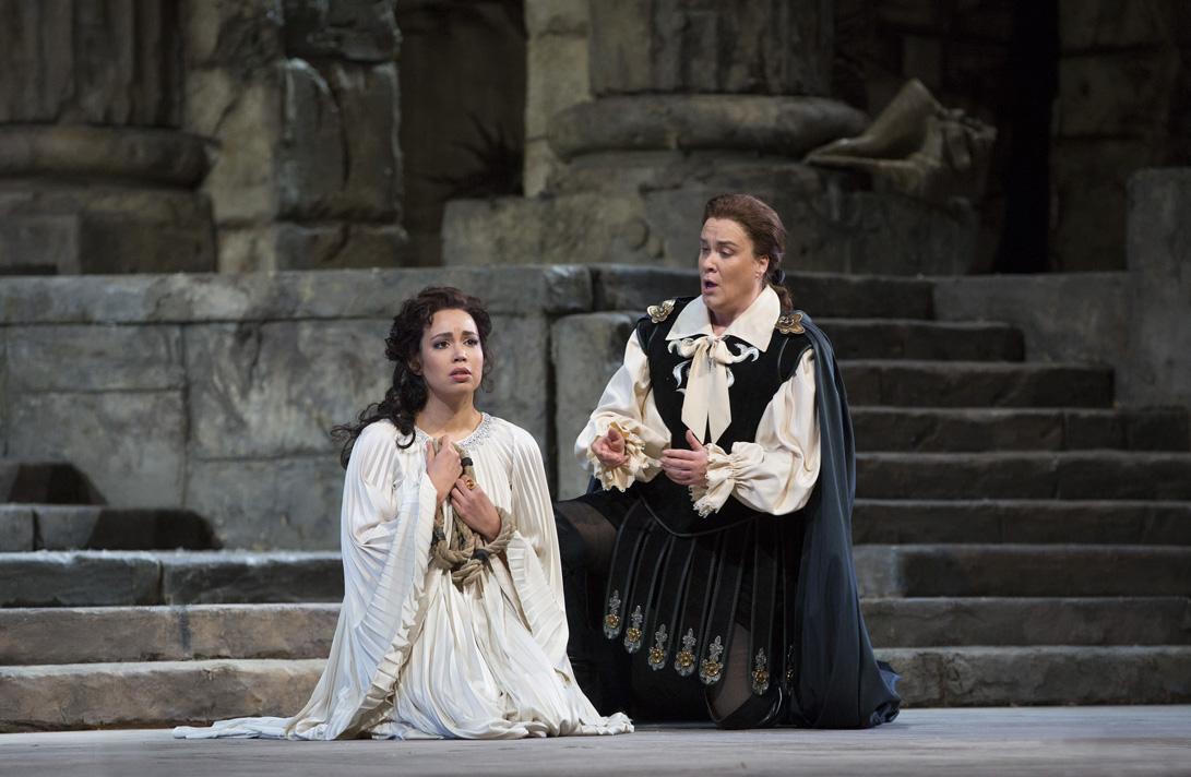Idomeneo - THE MET: Live in HD