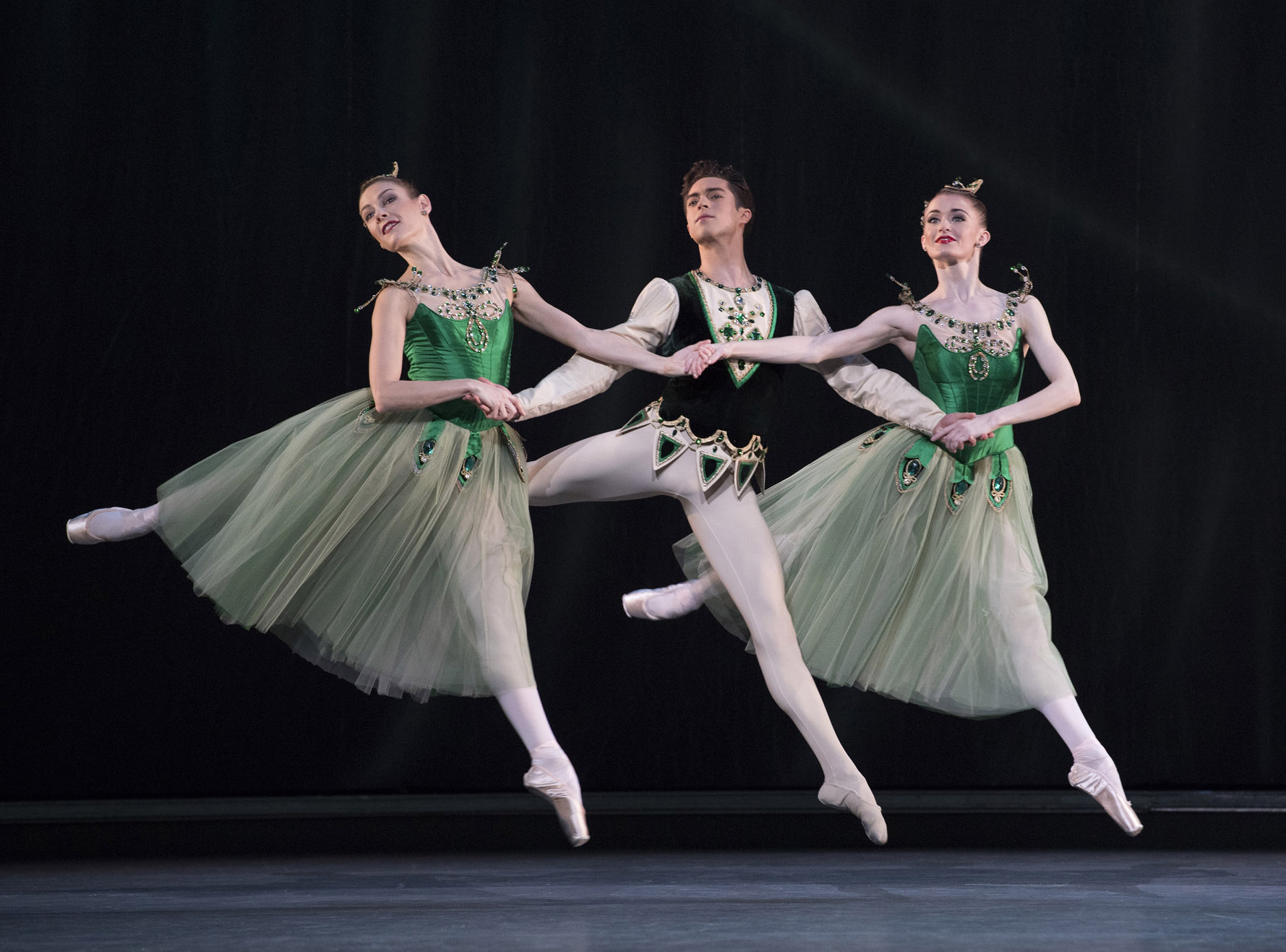 Jewels The Royal Ballet Rialto