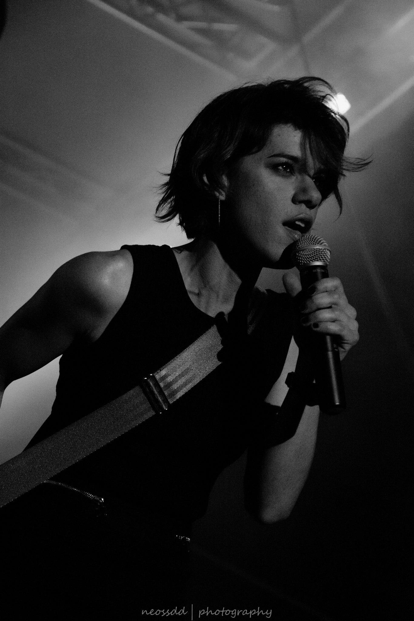 Monika in concert