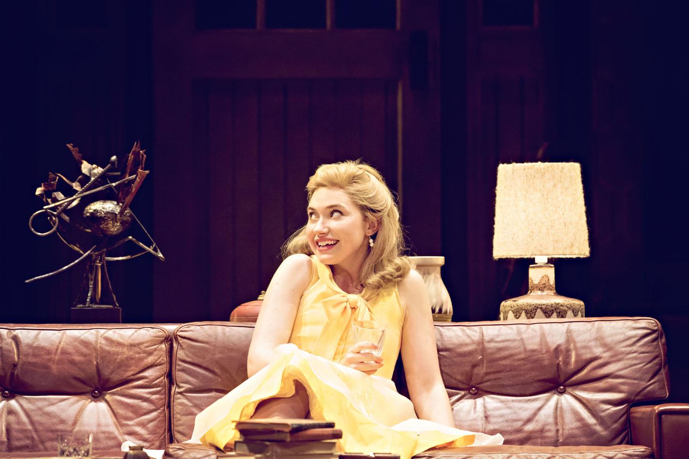 Who's Afraid of Virgina Woolf - NT Live