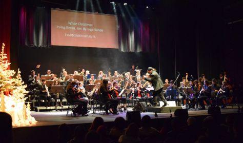 Χριστούγεννα με το Μουσικό Σχολείο Λεμεσού