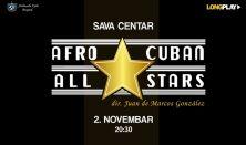 THE AFRO - CUBAN ALL STARS; JUAN DE MARCOS GONZALES