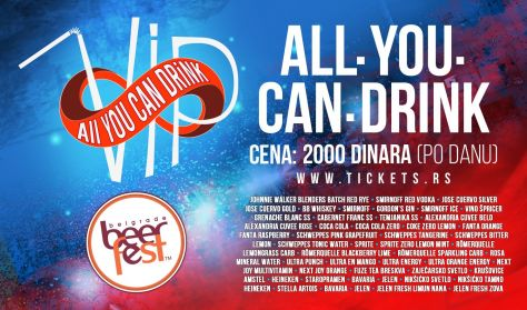 Cloud Festivals / Belgrade BEER FEST