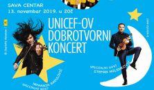 UNICEF-ov dobrotvorni koncert: KOLIBRI I PRIJATELJI