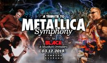 A TRIBUTE TO METALLICA SYMPHONY