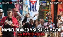 Maykel Blanco y su Salsa Mayor with Mayito Rivera