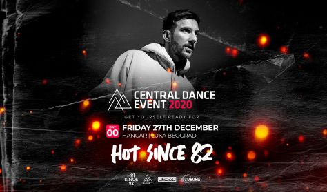 CDE 2020 - DAY 00 - HOT SINCE 82