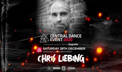 CDE 2020 - DAY 01 - CHRIS LIEBING