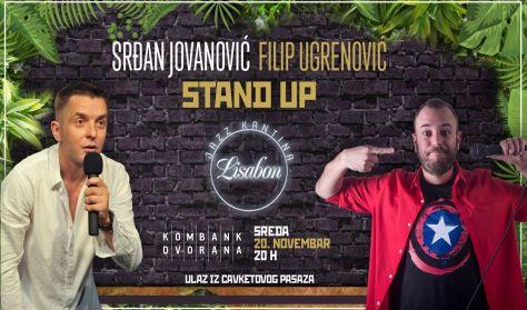 Srđan Jovanović i Filip Ugrenović - Stand up