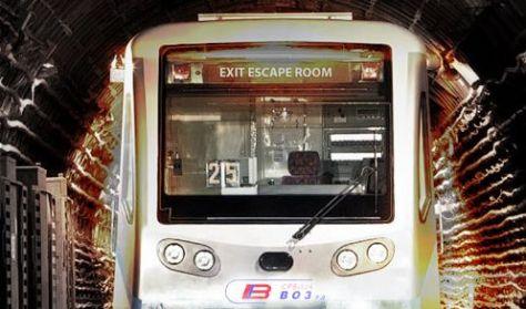 ESCAPE ROOM - BALKAN EXPRESS