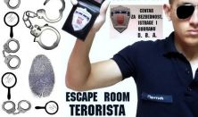 ESCAPE ROOM - TERORISTA