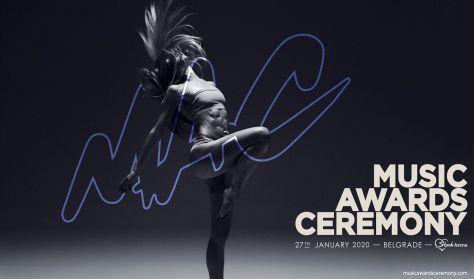 MUSIC AWARDS CEREMONY - MAC 2020