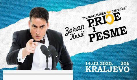 "Zoran Kesić - ""Priče i Pesme"""