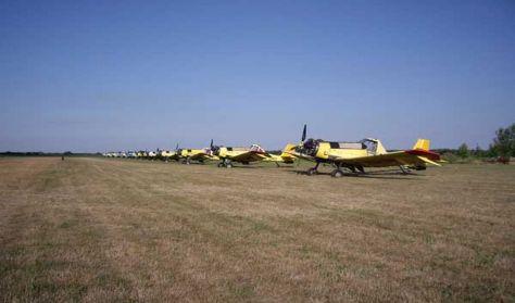 Aerodrom Lisičiji Jarak