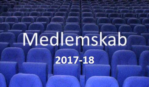 Medlemsskab 2017-18