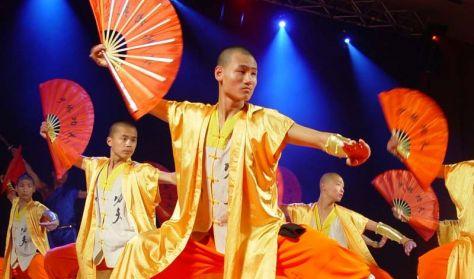 Chinese Shaolin Kongfu Show
