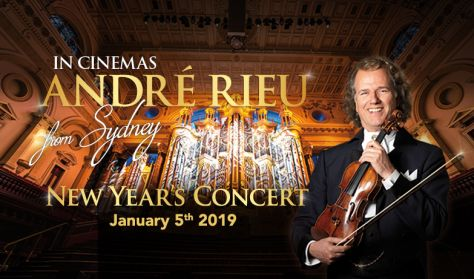 Andre Rieu - New Year's Concert