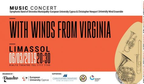 With Winds from Virginia