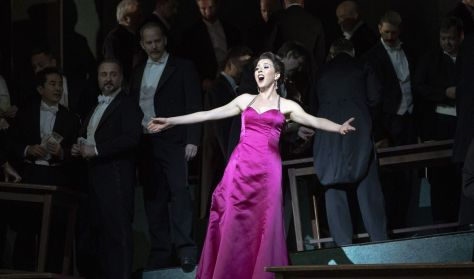 Manon - The MET Live in HD