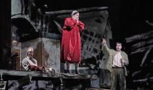 Wozzeck - The MET Live in HD