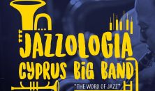 The Word of Jazz / Jazzologia Cyprus Big Band