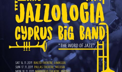 The Word of Jazz / Jazzologia Cyprus Big Band