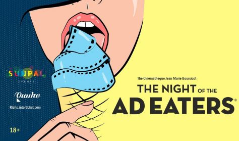 The Night of The Ad Eaters 2021