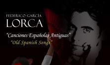 Lorca:Παλιά ισπανικά τραγούδια
