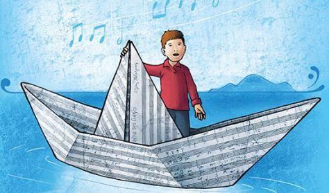Βάρκα στο Γυαλό/Θεατρική Πορεία