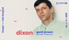 Lovefest Fire w. Dixon & Gerd Janson