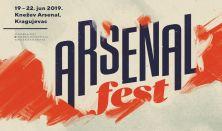 ARSENAL FEST 09 - komplet