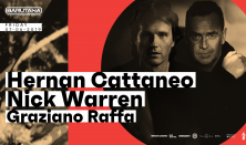 HERNAN CATTANEO + NICK WARREN