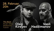 The Best. Ruski Džez, Balkanski fusion
