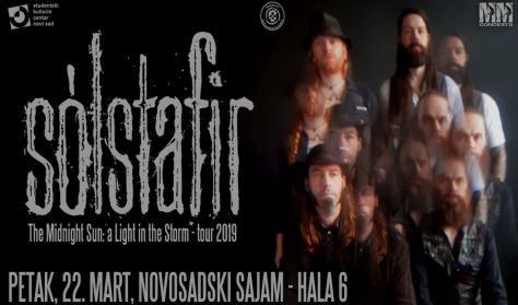 SOLSTAFIR