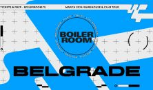 BOILER ROOM BELGRADE: DRUGSTORE