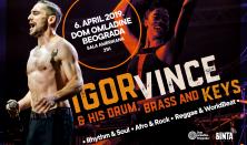 IGOR VINCE & His Drum, and Keys (Srb, Cub, Bra)