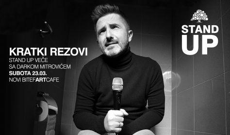 StandUp - Kratki rezovi - Darko Mitrović