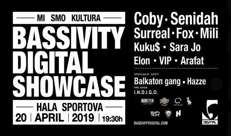 Bassivity showcase
