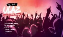 ULAZ - Festival popularne muzike - 11.07.