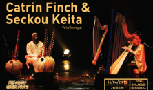 CATRIN FINCH & SECKOU KEITA