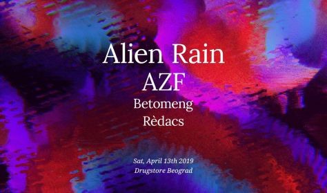 ALIEN RAIN - AZF