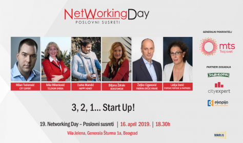 19. NETWORKING DAY - POSLOVNI SUSRETI