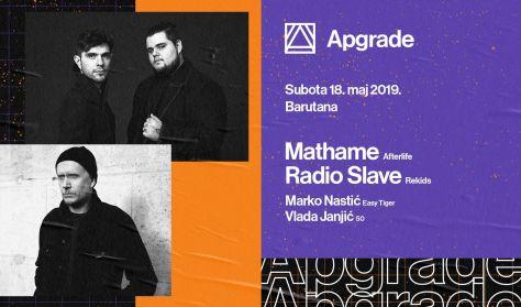 MATHAME & RADIO SLAVE