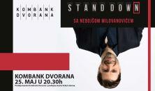 Standdown sa Nebojšom Milovanovićem