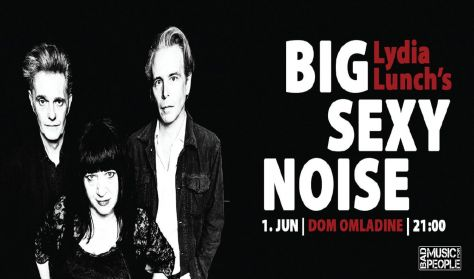 Lydia Lunch Big Sexy Noise