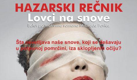 HAZARSKI REČNIK- LOVCI NA SNOVE