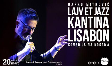 Stand up Darka Mitrovića - Komedija na nogama