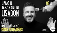 Stand Up komedija Darka Mitrovića