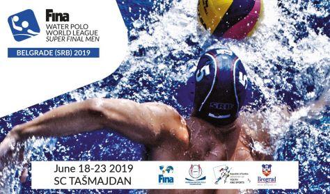 Fina Men's Water Polo World League - Quarter final - 1. session