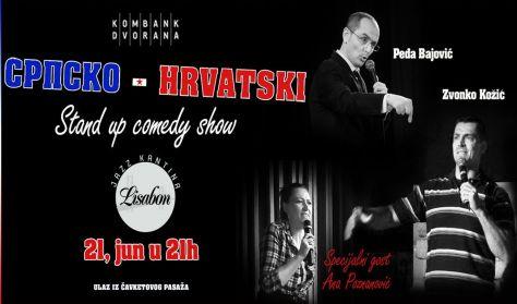 Srpsko - Hrvatski stand up comedy show